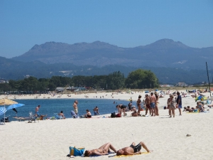 Typical Beach, Baiona