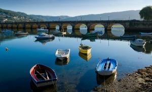 Typical Galician Bridge