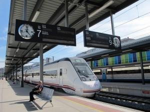 Vigo Guixar Train Station