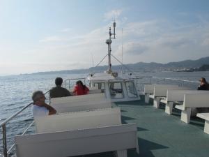 Vigo to Cangas Ferry