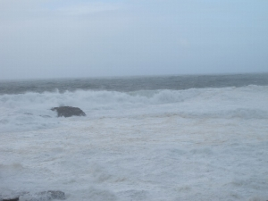 Wild Atlantic in Autumn,Mougas