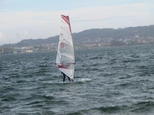 Wind Surfing Ria de Arousa