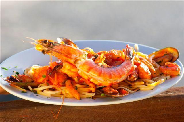 Garden Route cuisine