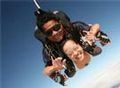 Skydiving over Mossel Bay