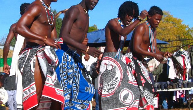 Soak up the atmosphere at the Grahamstown National Arts Festival