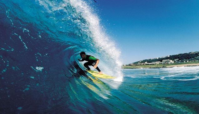 Surf some of the best waves in the world in Jeffreys Bay