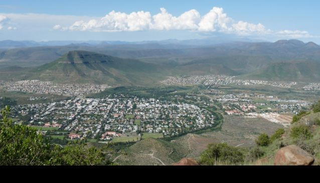 Explore South Africa?s ?Town of the year? - Graaff-Reinet in the Karoo