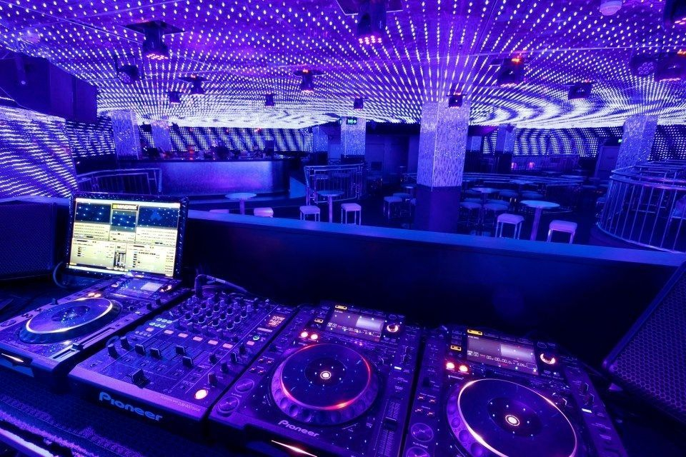 Club Liv ready to go just before opening