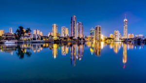 Summer on the Gold Coast