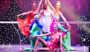 The Circus Life: LumiAir