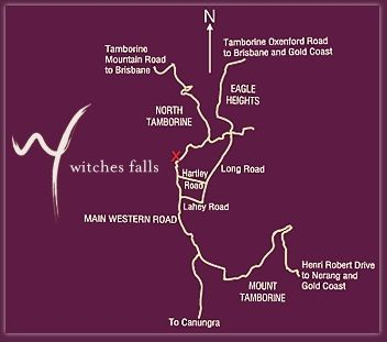 Witches falls winery in gold coast my guide gold coast for Montana fish wildlife and parks drawing results