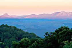 Hinterland and Mount Tamborine