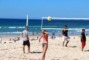 Beach Volleyball at Broadbeach
