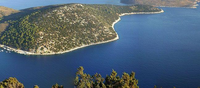 Alonissos - the Aegean