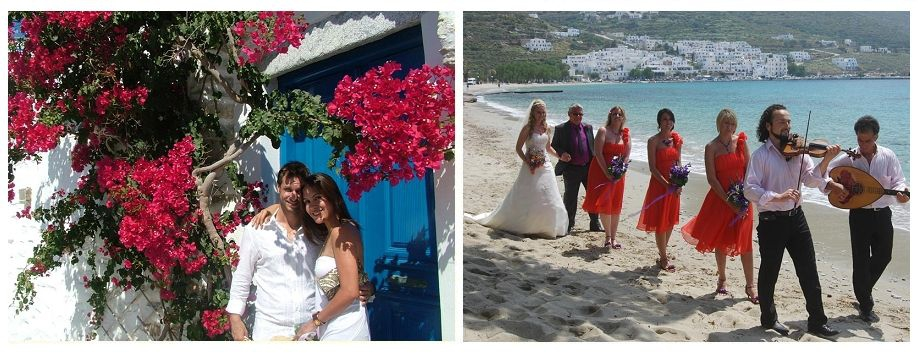 Get Married on Amorgos