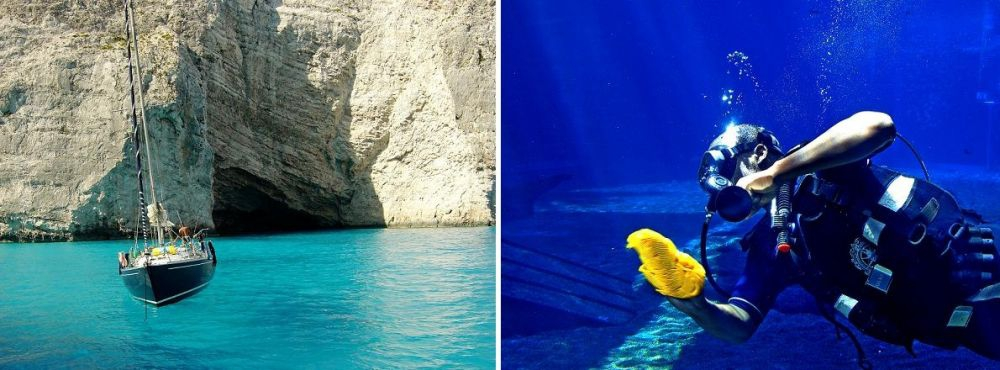 Lefkada - A Watersports Paradise
