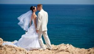My Big Fat Greek (Island) Wedding