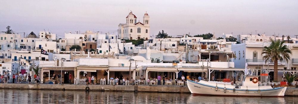 Picture Perfect Paros Island