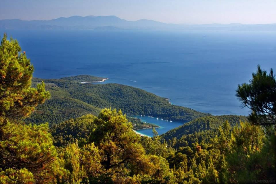 Skopelos on wheels
