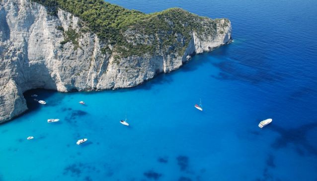 The best of Ionian Islands' beaches for 2015