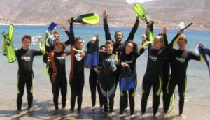 Amorgos Diving