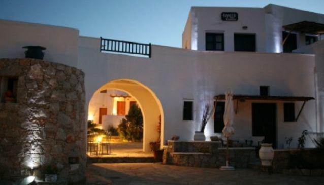 Coral Apartments Folegandros