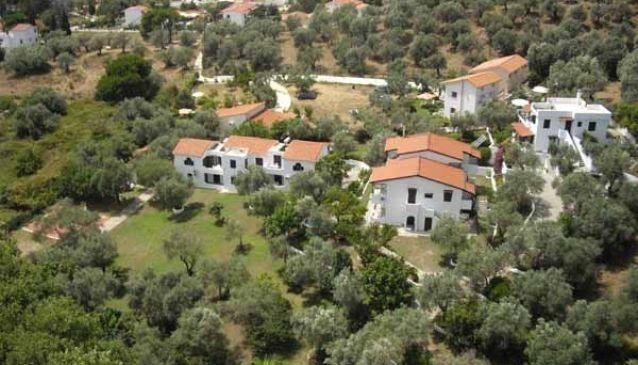 Katerina Apartments Troulos