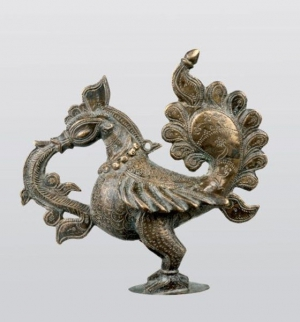 Bird. Bronze. 17th -19th c. AD. India