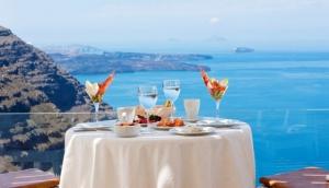 Santorini Princess Restaurant