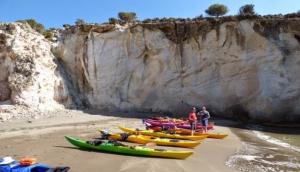 Sea Kayak Milos