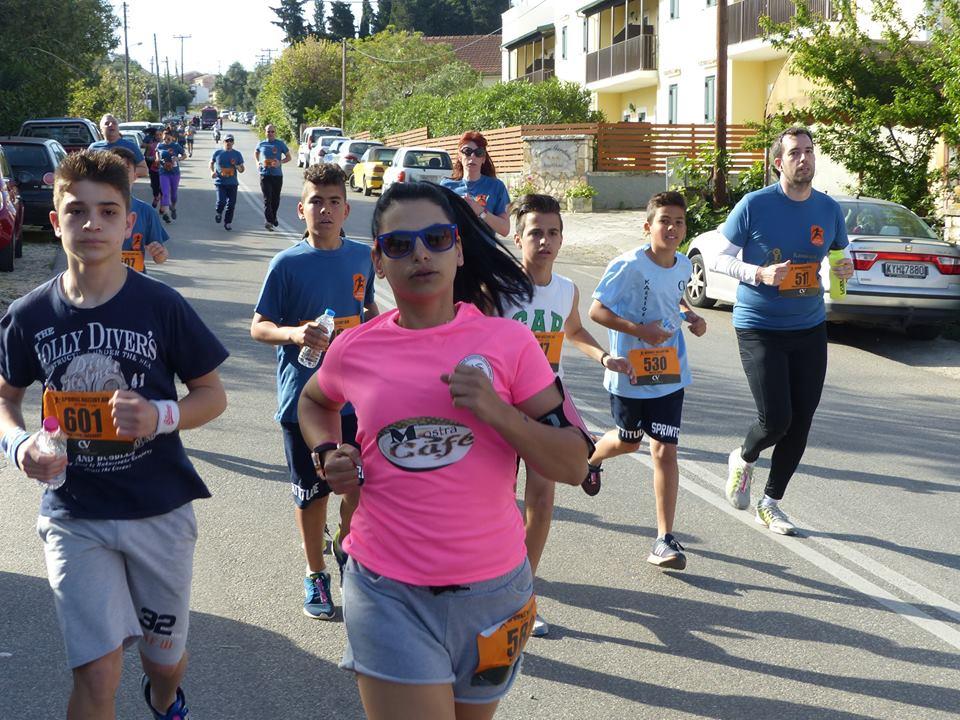 Run of Cassios Zeus