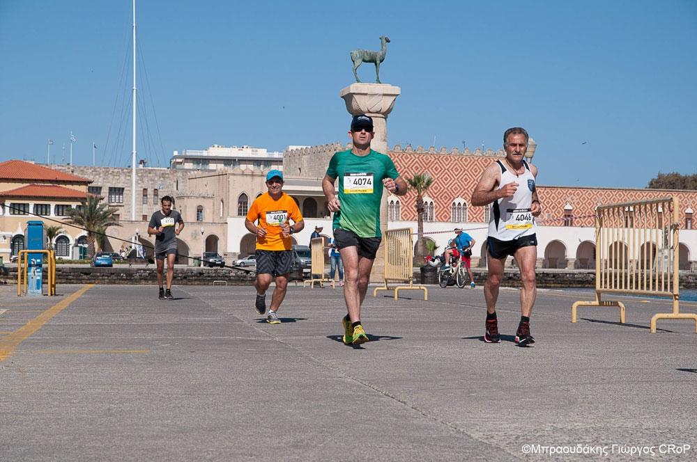 Roads to Rhodes Marathon 2017