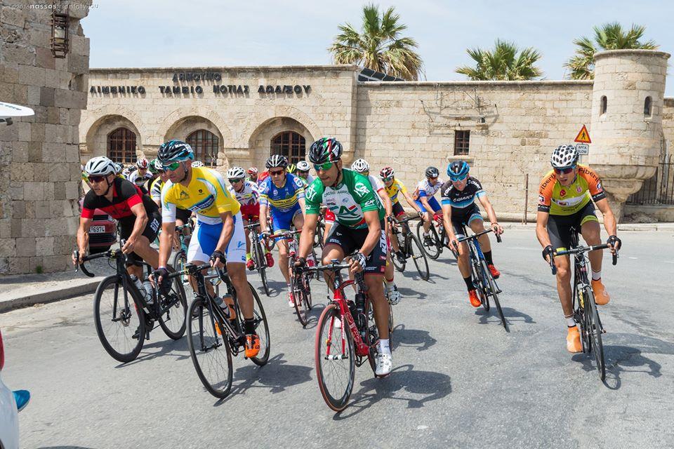 UCI Rhodes GranFondo Tour