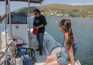 Hike and boat trip