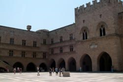 The Medieval Festival in Rhodes