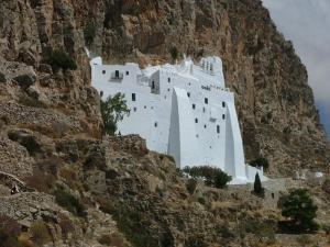 Amorgos - Monastery