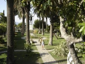 Corfu - Achilleion garden