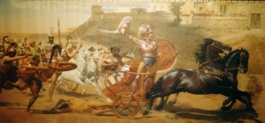 Corfu - Achilleion inside view