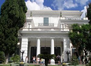 Corfu - Achilleion Palace