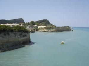 Corfu - Sidari bay