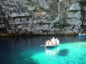Kefallonia - Melissani cave
