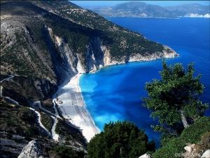 Kefallonia - Myrtos