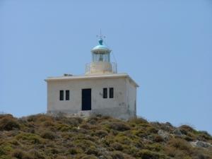 Lighthouse in Kithira