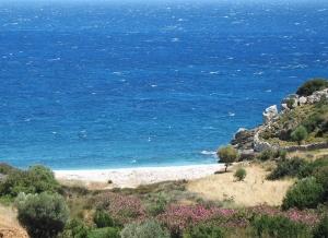 Naxos - Agia Anna beach