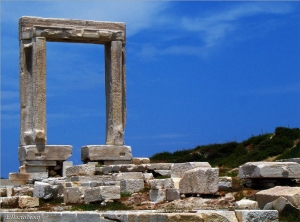 Naxos - Portara