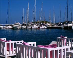 Naxos - Town marina