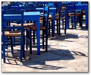 Naxos - traditional tavern