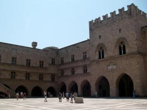 Rhodes - Grand Master Palace