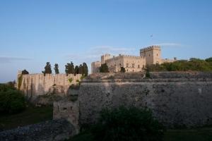 Rhodes - Lyndos