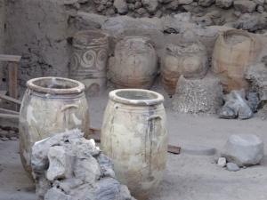 Santorini - Archaeological Museum